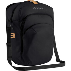 VAUDE eBack Single Torba rowerowa, black